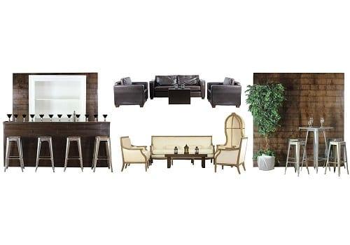 Lounge Furniture grouping