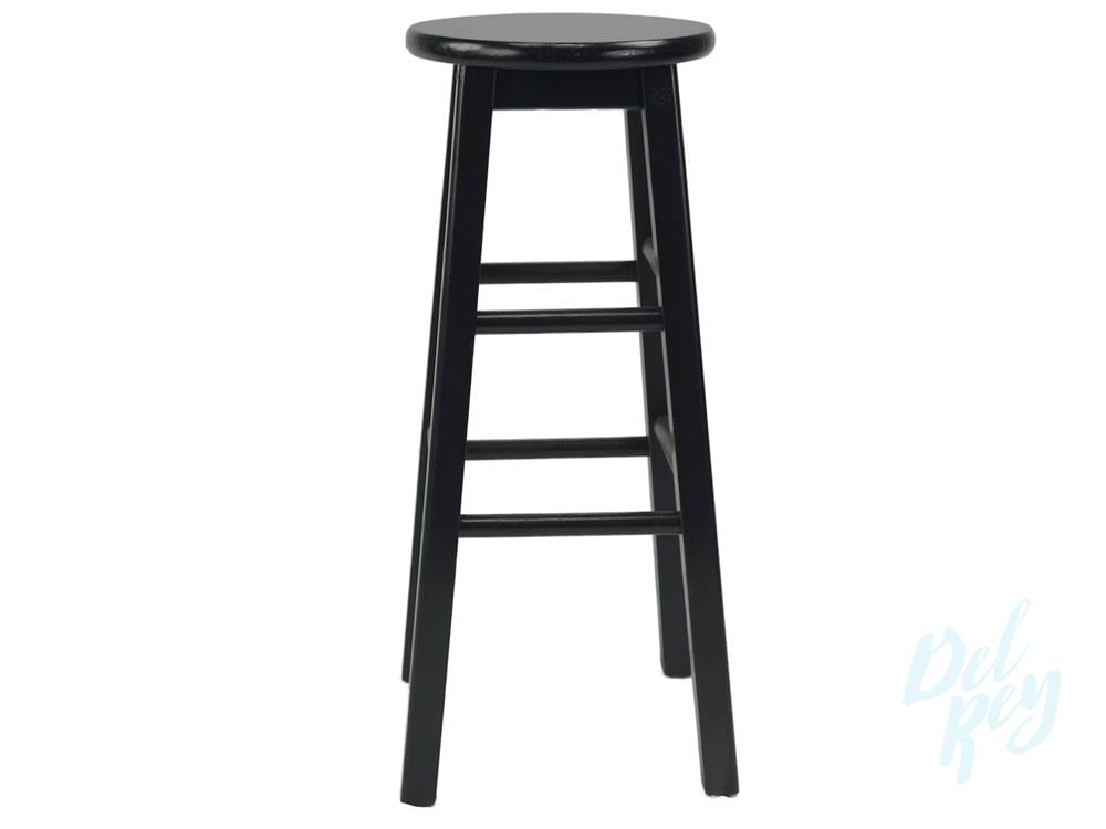 black wood bar stool bar stool black wood stool stool rental. Black Bedroom Furniture Sets. Home Design Ideas