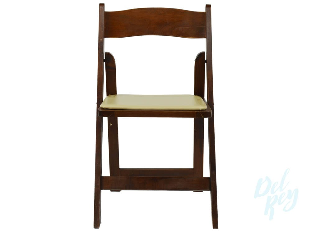 Walnut Wood Folding Chair Folding Chairs Rental Los